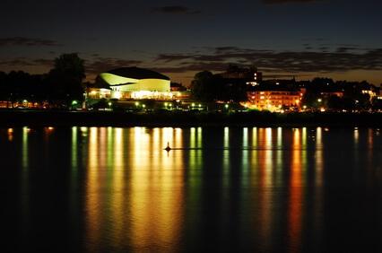 Bonn Rheinufer